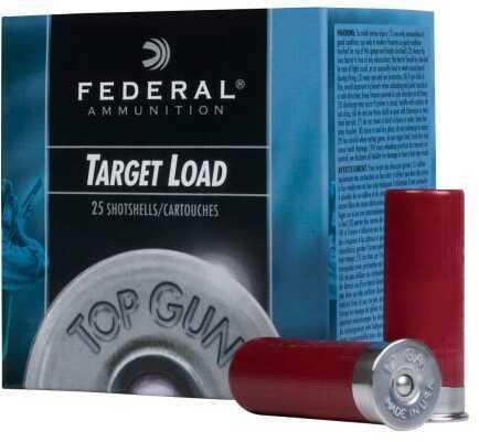 Federal Top Gun 12 Gauge 2.75'' 1Oz #7.5 25/Bx
