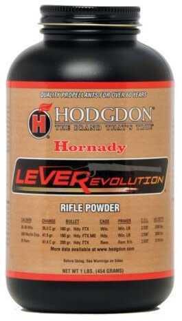 Hodgdon Powder Leverevolution 1Lb