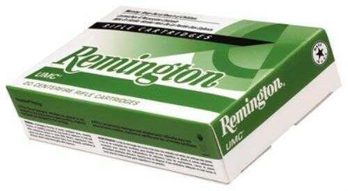 Remington UMc 308 Winchester 150 Grain Mc 20/Bx (20 rounds Per Box)