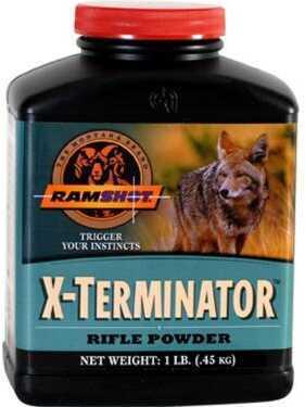 Ramshot X-Terminator Pwdr 1 Lb Rifle