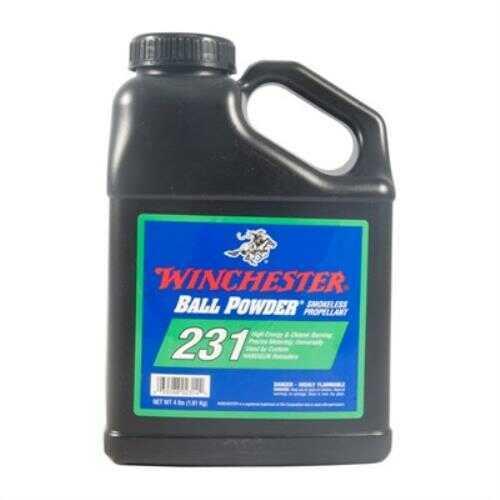 Winchester Powder 231 Smokeless 4 Lb