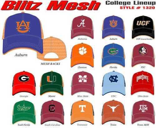 Manufacturer: National Cap & Sportswear Model: 1320-Clem