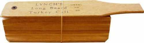 Lynch Long Beard Box Turkey Call