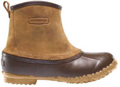 "Lacrosse Trekker 1l 7"" Slip-on Boot Brown Size-10"