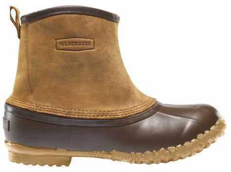 """Lacrosse Trekker Ii 7"""" Slip-on Boot Brown Size-12"""