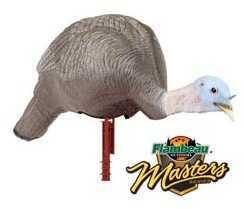 FlambeauFlambeau Turkey Decoy Masters Series Feeding Hen With Stake Model: 5958FH