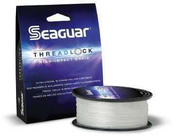 Seaguar Threadlock Braid White 60 Pound 600 Yard