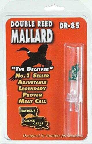 Haydel Double Reed Mallard Call