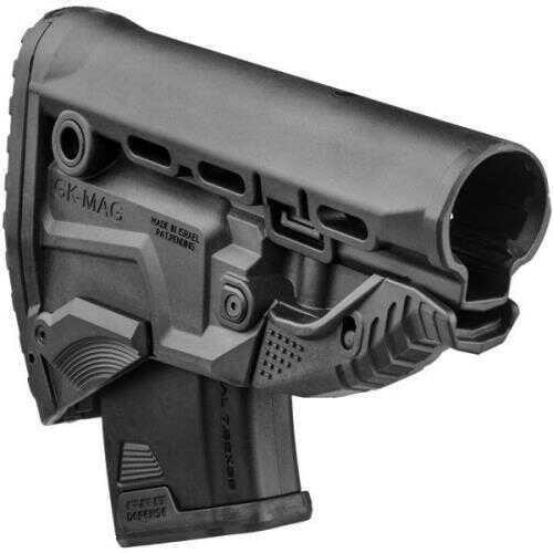 Mako AK-7 Survival Buttstock w/Built in Magazine Carrier GK-MAG-B