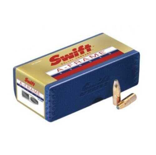 "Swift A-frame Rifle Bullets 9.3mm .366"" Diameter 286 Grains Semi-Spitzer Per 50"
