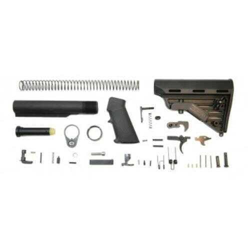 PSA Classic Blackhawk Ar-15 Lower Build Kit With Blackhawk Stock