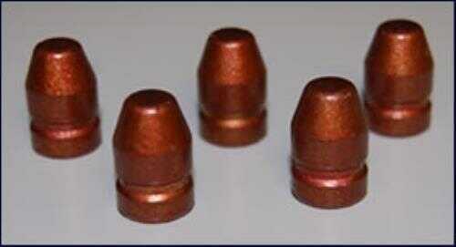 Missouri Cast Bullets .40 S&W/10mm IDP #5 Hi-Tek .401 Diameter 180 Grain TCFP, 500 Per Box Md: HT-401180M