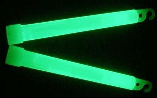 American Maple Glow Stick 3In Green 50Ea In Display Box