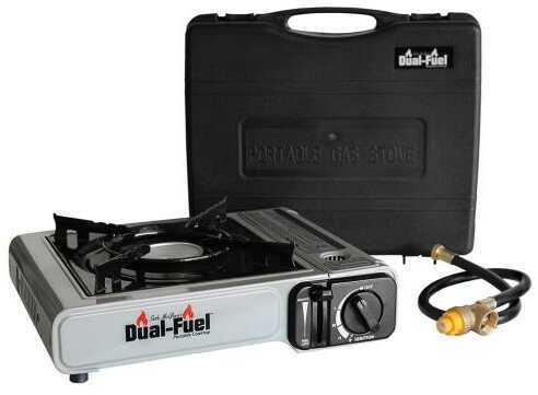 Seth McGinn's Multi-Fuel Portable Cooktop Model SMDF1401