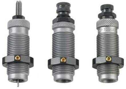 RCBS Carbide 3-Taper Crimped Die Set For 9MM Luger Md: 20515