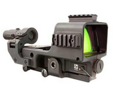 Trijicon Machine Gun Reflex Sight (MGRS) Sight, 3X