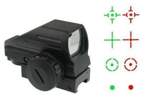 Vector Optics Tomcat Red Dot Sight 1x22x33