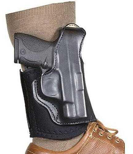 DeSantis Die Hard Ankle Rig For Glock 42 - Black Right Hand