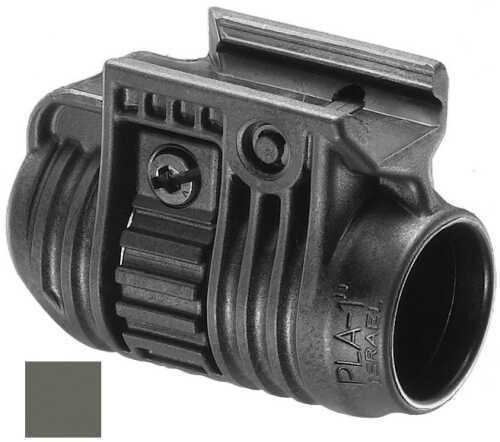 "Mako Group Tactical Light or Laser Adapter 1"", Olive Drab Green Md: PLA 1-OD"