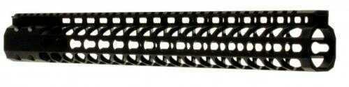"Ergo Grip Superlite Modular KeyMod Rail Fits AR/M4 15"" Black Finish 4819-15"