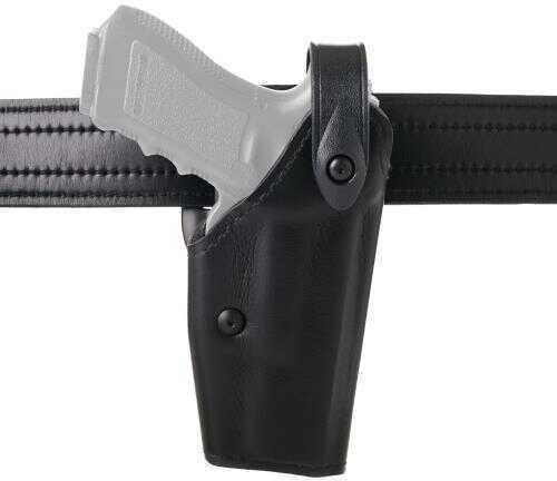 SafarilandSafariland Duty Holster Black Left Hand Glock 20 21 Dual Mag M3/M6