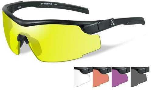 Remington Wiley X Re105 Re 105 Eye Protection Black