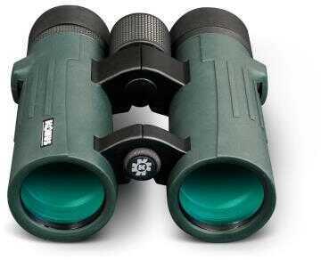 Konus Binoculars Rex 10x42mm Roof Prism, Green Rubber Armor Md: 2345
