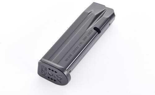 Wilson Combat EDC X9 9mm 15-Round Magazine, Black Md: 849