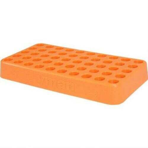 "Lyman Custom Fit Loading Block .530"" Hole Diameter, Orange Md: 7728093"