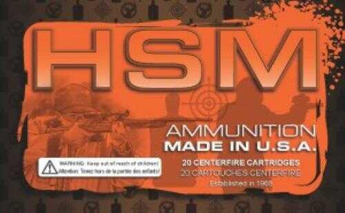 HSM Ammo 221 Rem Fireball 40 Grain Sierra Blitz King 20-Pk
