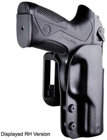 Beretta Belt Holster PX4 Full Size Left Handed Polymer Black Md: E00814