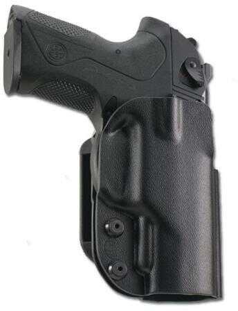 Beretta Belt Holster PX4 Compact, Right Hand, Polymer Black Md: E00816