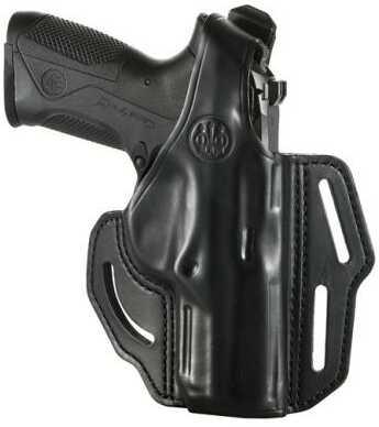 Beretta Holster PX4 Full Size Belt Slide RH Leather Black