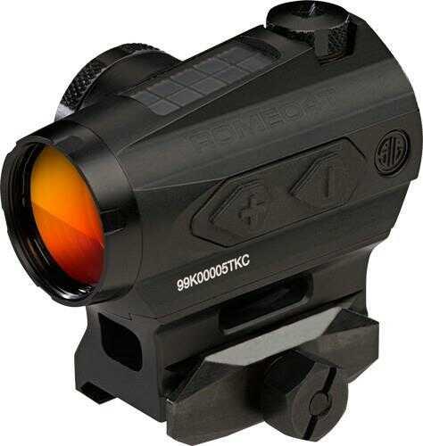 Sig Optics Red Dot Romeo4T 1 MOA Red Dot Ballistic CirclePlex Reticle, Black Md: SOR43032