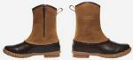 "Lacrosse Mesquite Ii 10"" Side Zip Boot Brown Size-11"