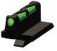 Model: Litewave Finish/Color: Red & Green Fit: All Ruger P Series (except P85) Type: Sight Manufacturer: Hi-Viz Model: Litewave Mfg Number: RGPLW01