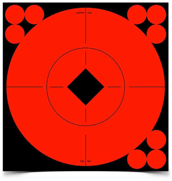 "Birchwood Casey Target Spots TS6 6"" 10 - 6"" Dots Md: 33906"