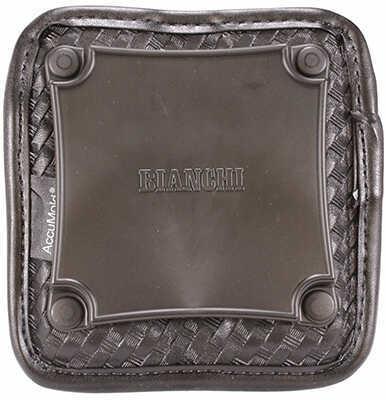 Bianchi 7922 AccuMold Elite Triple Threat II Magazine Pouch Basket Black, Size 2 Md: 22265