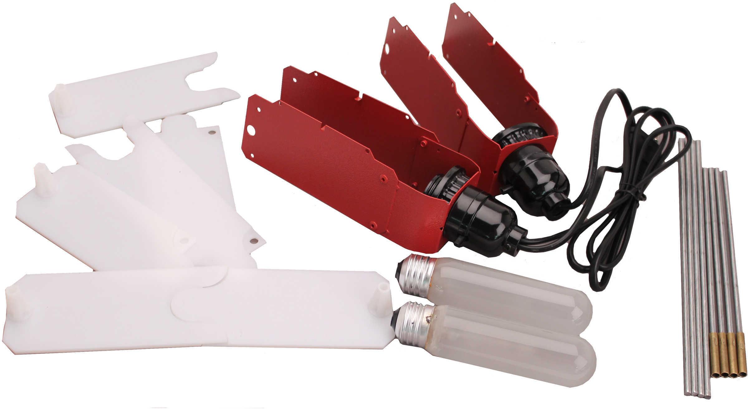 Chrony Indoor Shooting Light Fixture Md: Indoor Light
