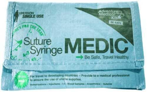 Adventure MedicalSuture Syringe Medic Kpp Edit Md: 0130-0468