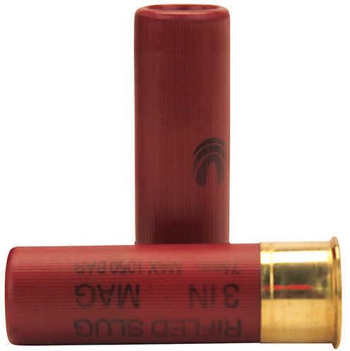 "Federal 12 Gauge Game-Shok Rifled Slugs Hollow Point 3"" Mag Dram 1 1/4Oz HP Per 5 Ammunition Md:"