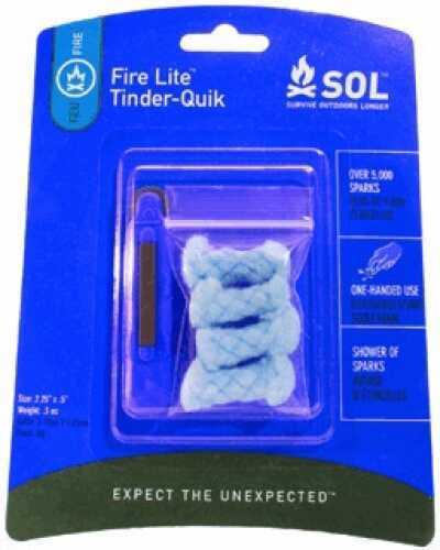 Adventure Medical Kits / Tender CorpSol Series Fire Lite/Tinder Md: 0140-1001