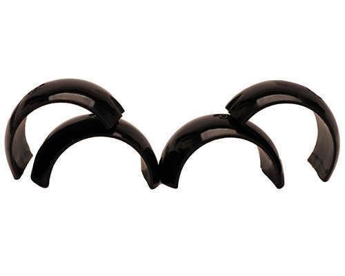 "Burris Signature 1"" Zee Rings Medium Black Gloss Md: 420520"