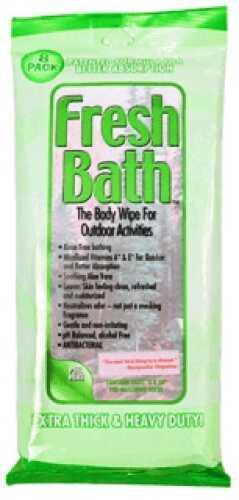 Adventure MedicalFresh Bath Wipes Per 8 Md: 0170-0300