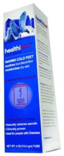 Heathly Feet Foot Cream 4 Oz Tube Md: 1186-0036
