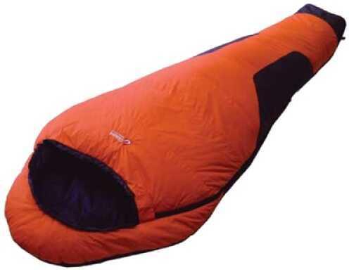 ChinookPolar Comfort (Orange) Rectangular Sleeping Bag Md: 20720