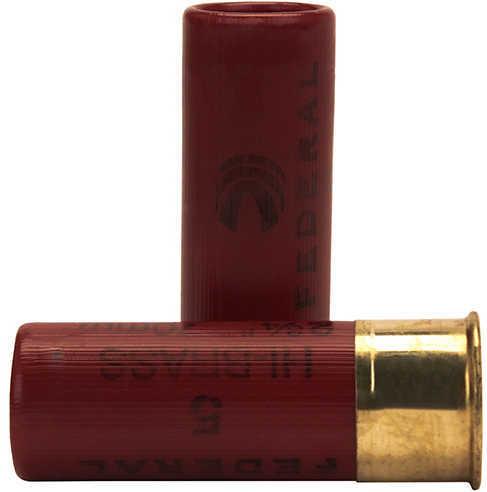 """Federal 12 Gauge Game-Shok Hi-Brass Lead Shot shells 2 3/4"""" 3 3/4 Dram 1 1/4Oz 5 Shot Ammunition"""