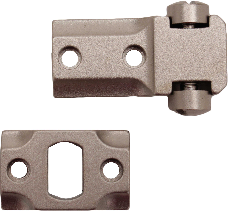 Leupold Standard Two Piece Base 70 RVF/R Silver Md: 50024