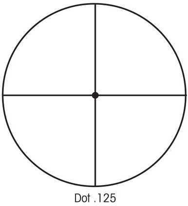 Sightron 36X42mm Dot AO Md: SII36X42BRD