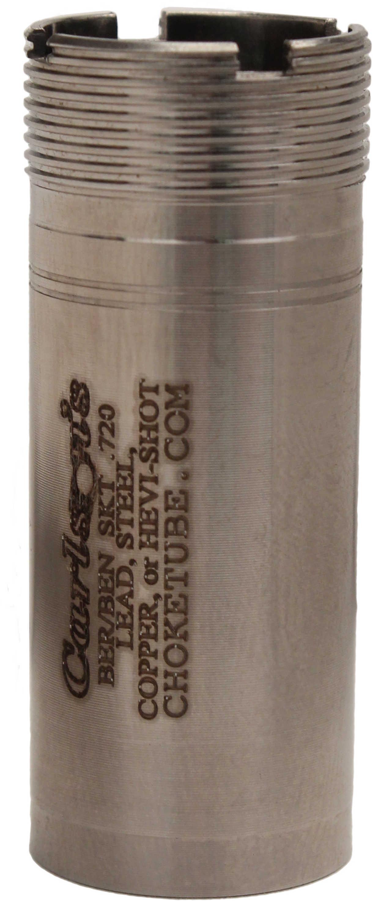 Carlson's Beretta/Benelli Choke Tubes Flush Mount, 12 Gauge, Skeet .720 Md: 16612